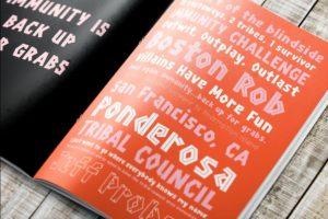 summer fonts survivor